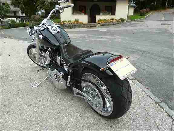 2004 Harley-Davidson Softail Fat Boy FLSTF
