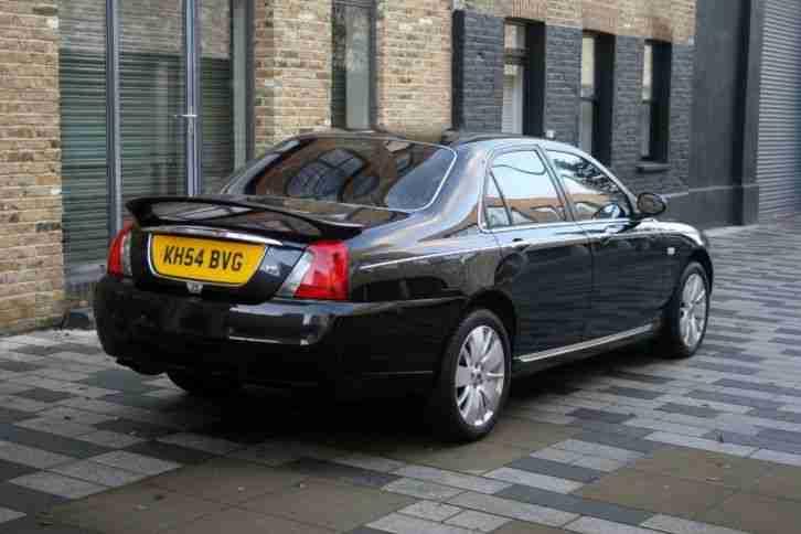 2004 ROVER 75 V8 4.6 CONNOISS ЄSE BLACK 49k & - tolle ...