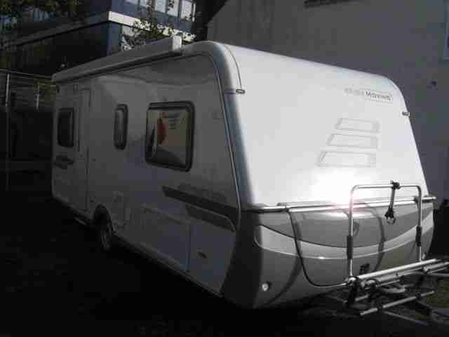 2006 hymer eriba wohnwagen 540fb nova moving wohnwagen wohnmobile. Black Bedroom Furniture Sets. Home Design Ideas