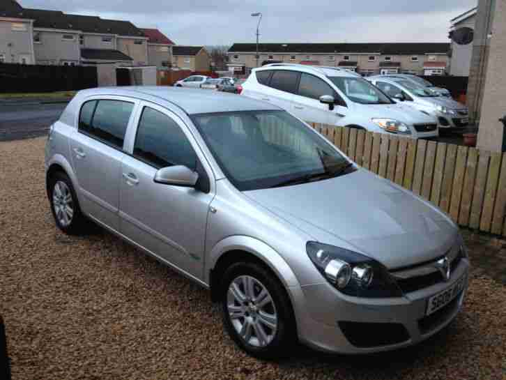 2006 VAUXHALL ASTRA ACTIVE CDTI SILVER DIESEL VGC