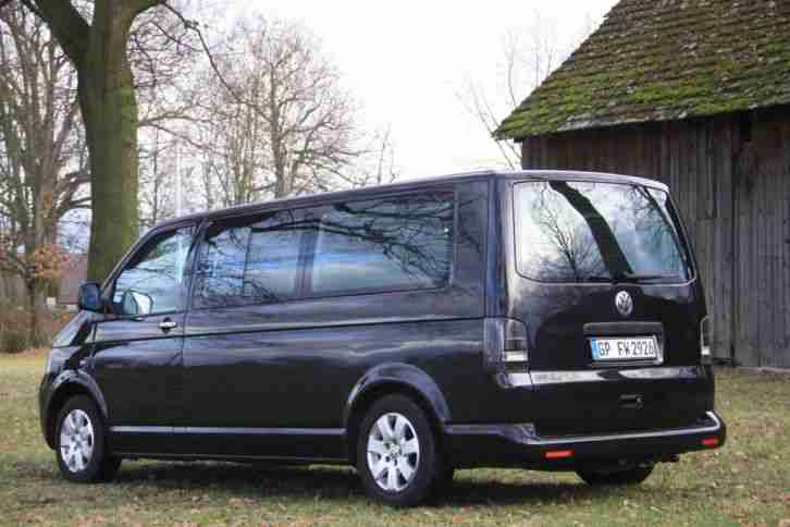 2006 VW T5 Multivan Caravel Long Maxi