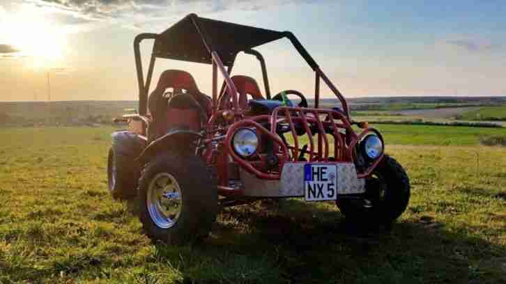 250 Ccm Buggy Strandbuggy Cross Quad
