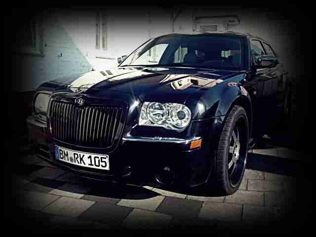 300C CRD . 2007 20 Zoll Bentley Grill usw