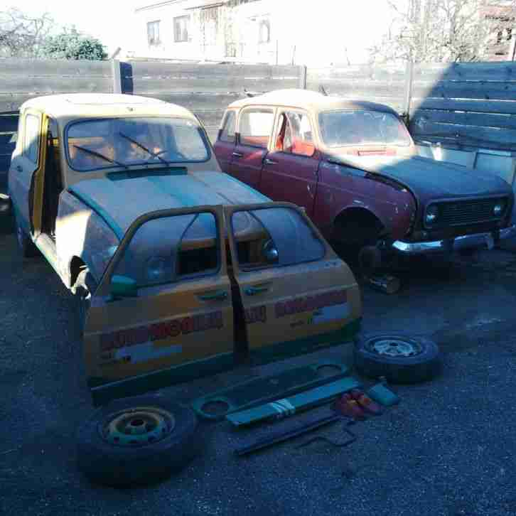 3x Renault R4