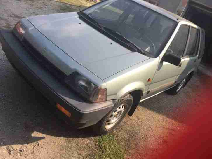 '86 Honda Civic