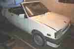 86ger Swift Cabriolet 1, 3L, 73 Ps.