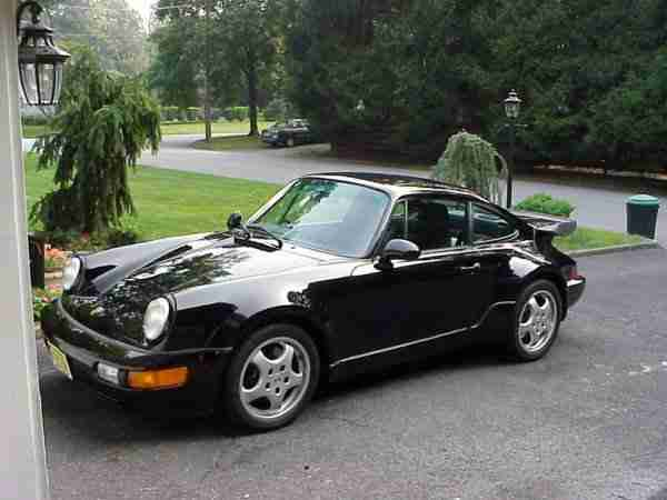 911 C2 TURBO 3.3L 1992 SPECIAL OPTION S2
