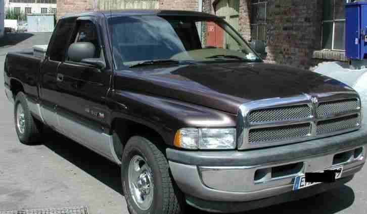 99 dodge ram pickup laramie slt v8 autogas 1 1 die. Black Bedroom Furniture Sets. Home Design Ideas