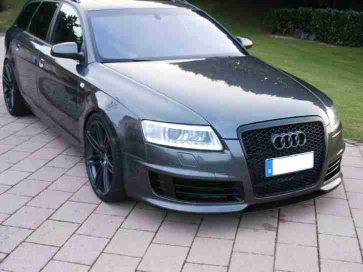 A6 Avant 3 0tdi Quattro Tiptronic S Line Rs6 Tolle Angebote In Audi