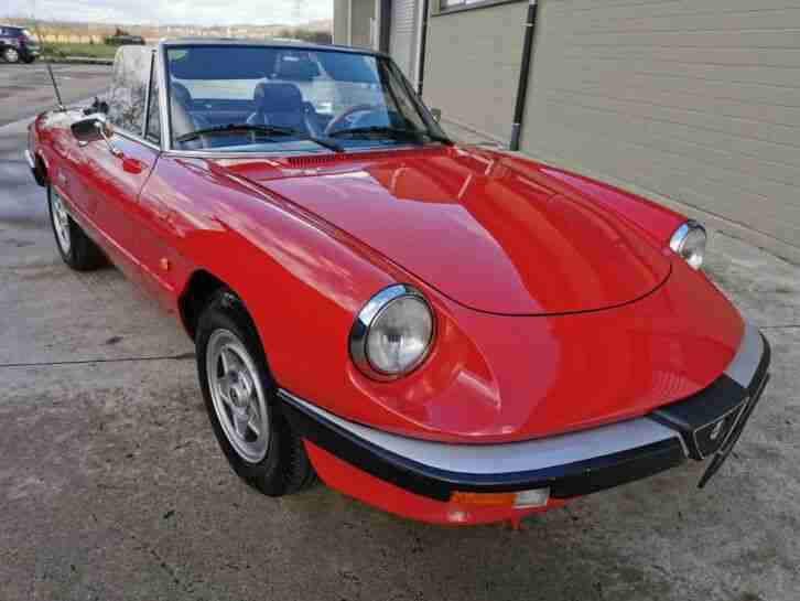 ALFA ROMEO SPIDER 2.0 126PS