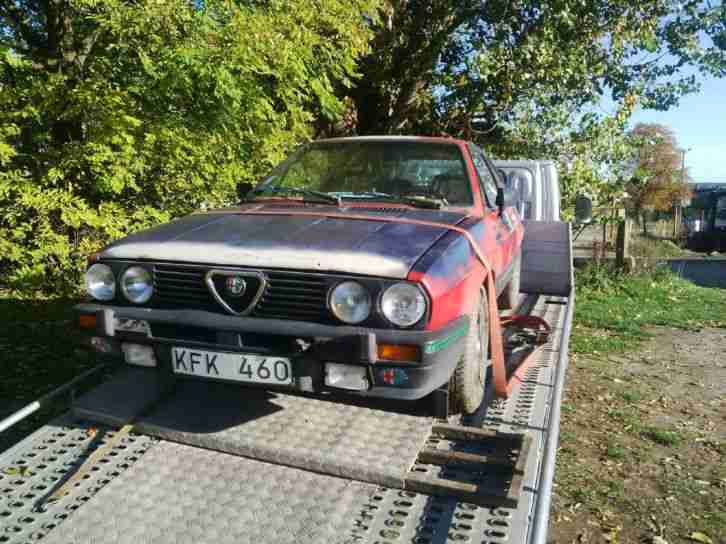 Sprint Veloce 1.5 77kW 1985 BJ 902 A