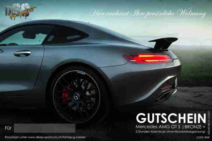 AMG Projekt 1 Year Platinum edition Package Reichtum