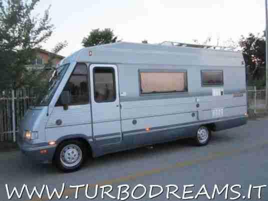 arca super america 630 fiat ducato maxi camper wohnwagen. Black Bedroom Furniture Sets. Home Design Ideas