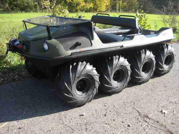 argo 8x8 avenger 700 hd gebrauchtfahrzeug nutzfahrzeuge. Black Bedroom Furniture Sets. Home Design Ideas