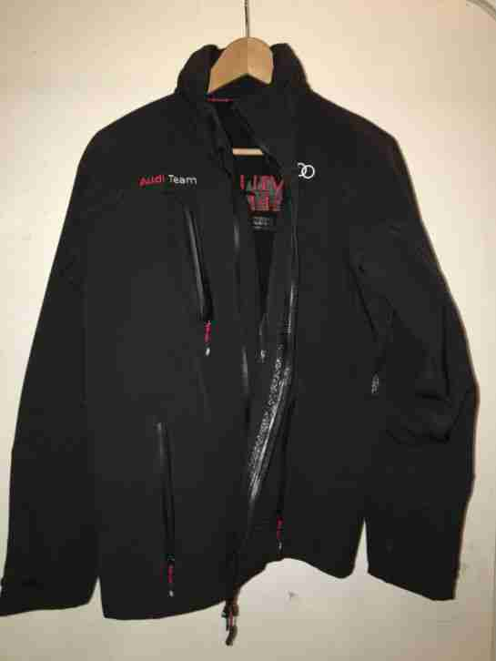 Allwetter Jacke, Limited Edition Speed Days