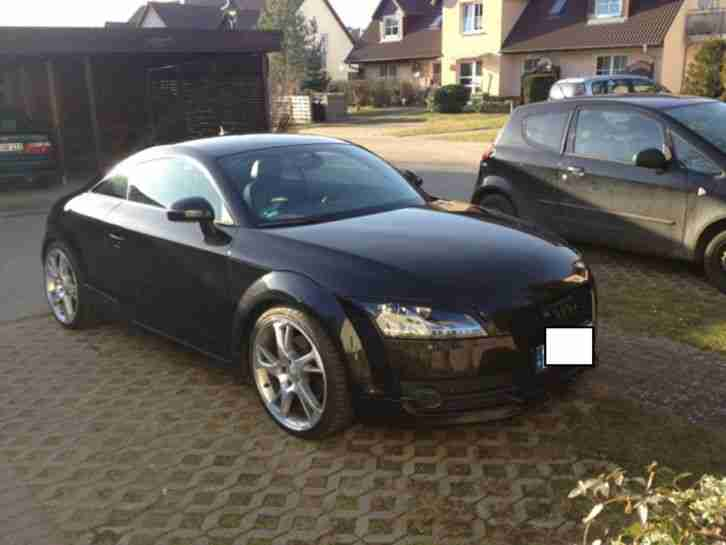 TT 2.0 TFSI S LINE ABT TUNING STANDHEIZUNG XENON