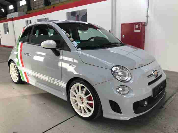 Abarth 500 1.4 Turbo G Tech Esseesse Sportab