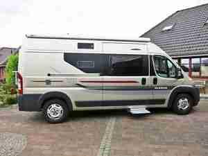 Adria Kastenwagen 600 Spt 150 Ps Maxi Chassis Wohnwagen