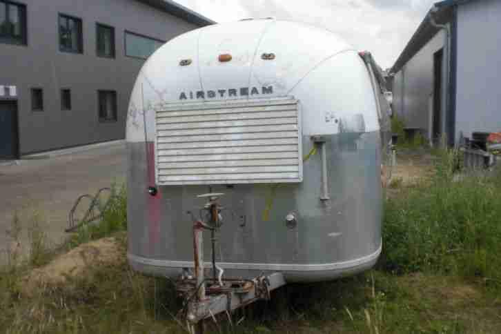 airstream overlander 1966 verkaufswagen wohnwagen. Black Bedroom Furniture Sets. Home Design Ideas
