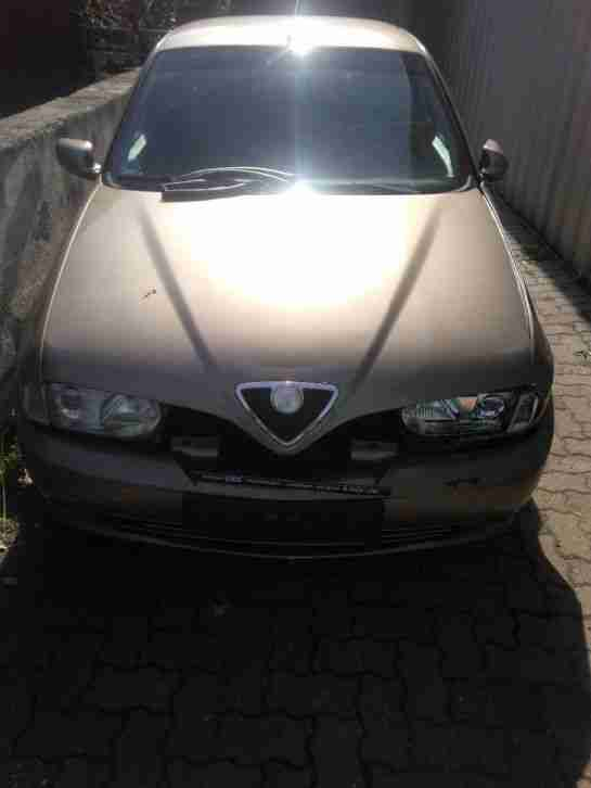 Alfa Romeo 146 Junior BJ 99 1, 6l 120 PS ca 160