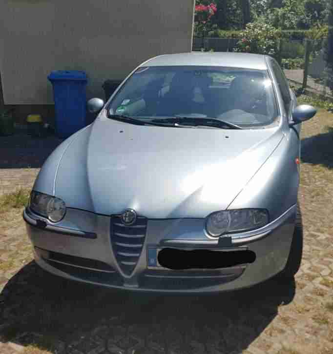 Alfa Romeo 147 1.6 Twin Spark Distinctive TÜV