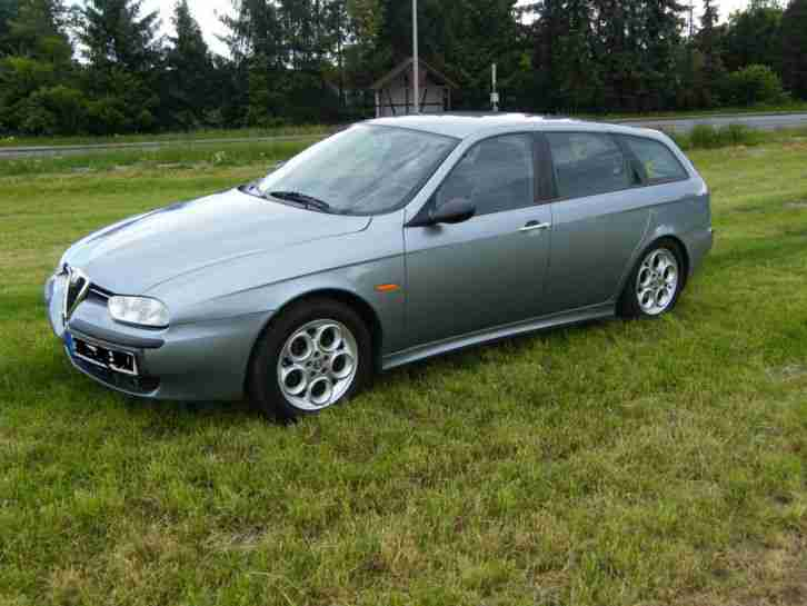 156 Sportwagon 2, 0 Twin Spark