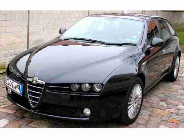 alfa romeo 159 sportwagon 2 4 jtdm 20v dpf beste alfa. Black Bedroom Furniture Sets. Home Design Ideas