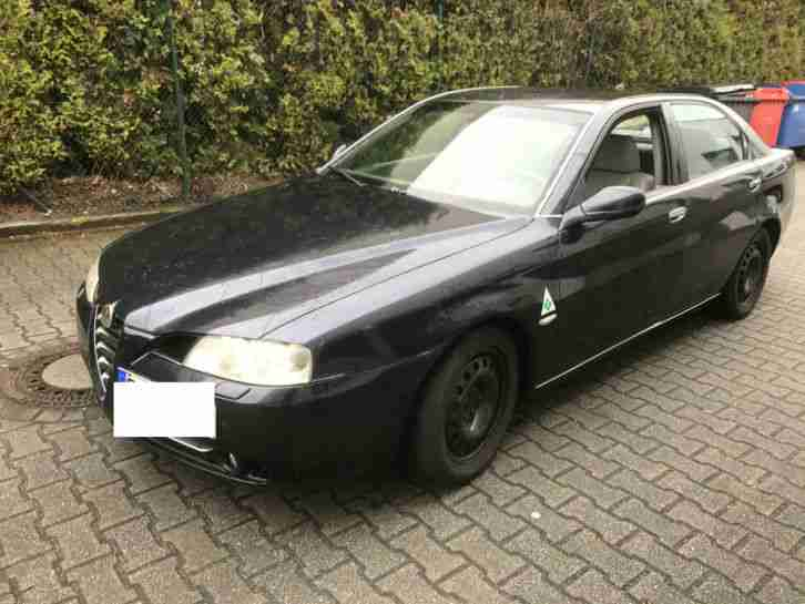 Alfa Romeo 166 3,2 V6 DISTINCTIVE GTA motor 240 PS