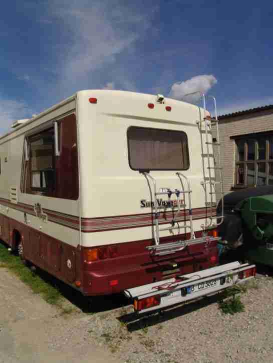 Ami Wohnmobil Von Sun Voyager 109000 Km Wohnwagen