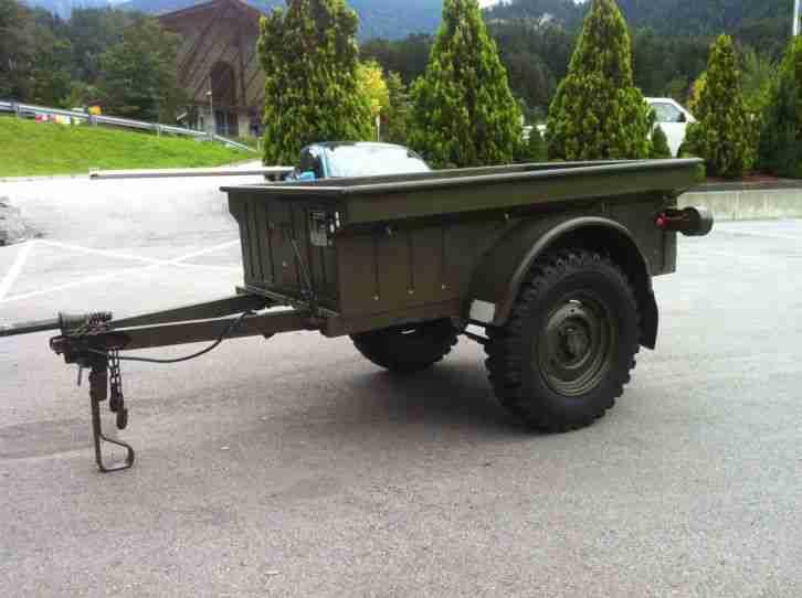 Ford Army Car