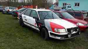 Audi 100 A6 Rally Look Limousine 2.6 Liter 150
