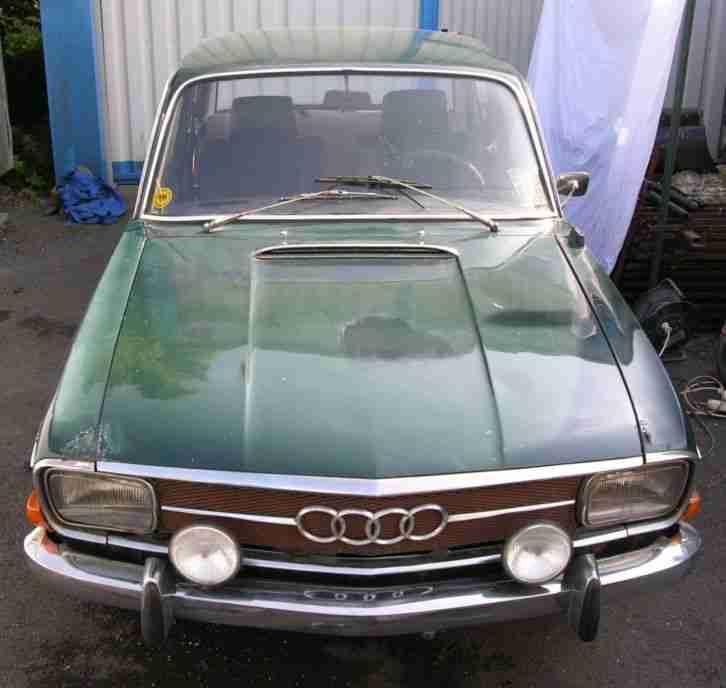 Audi 60 L 4 türig Bj 1969 - Topseller Oldtimer Car Group.