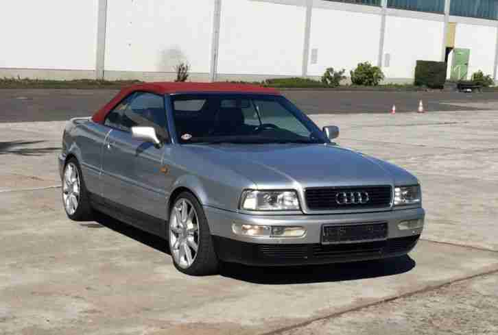 audi 80 cabrio ez 2000 so fhrzg 18 azev tolle angebote in audi. Black Bedroom Furniture Sets. Home Design Ideas