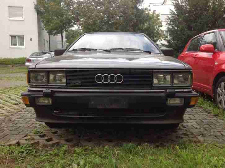 audi 80 gt coupe erstzulassung 1981 5 tolle angebote in audi. Black Bedroom Furniture Sets. Home Design Ideas