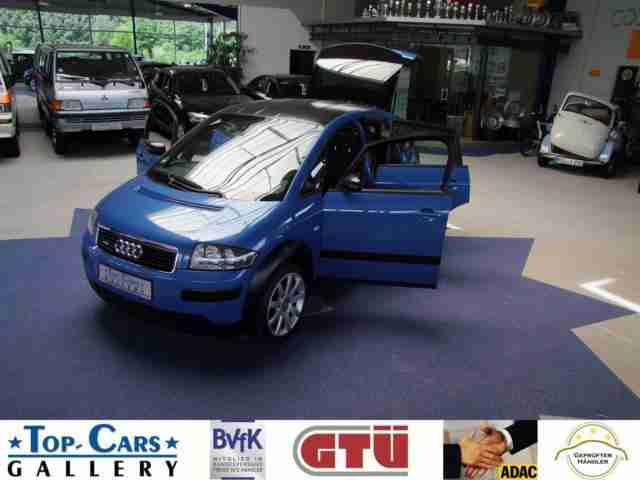 audi a2 1 6 fsi s line plus 2004 tolle. Black Bedroom Furniture Sets. Home Design Ideas