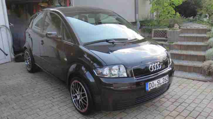 Audi A2 Style Package Plus Advantage Package 17 Zoll Neuwertig Winterreifen