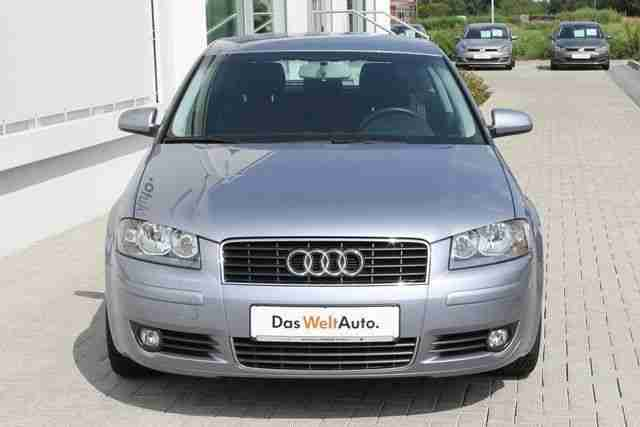 Audi A3 1.6 Ambition, 102 PS (Klima el. Fenster)