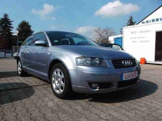 Audi A3 1.6 Attraction/ALU/Klimatronic