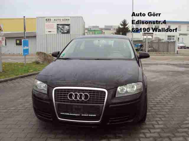 Audi A3 1.6 Attraction Tiptronick Navi Aut.