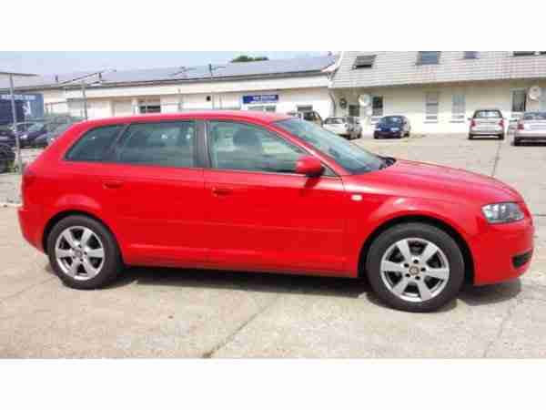 Audi A3 1.6 Sportback Attraction 1er HAND