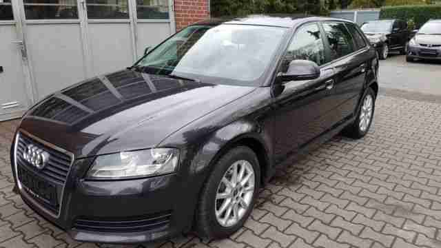 Audi A3 1.6 TDI DPF Attraction KLIMA HU 03, 19 TOP