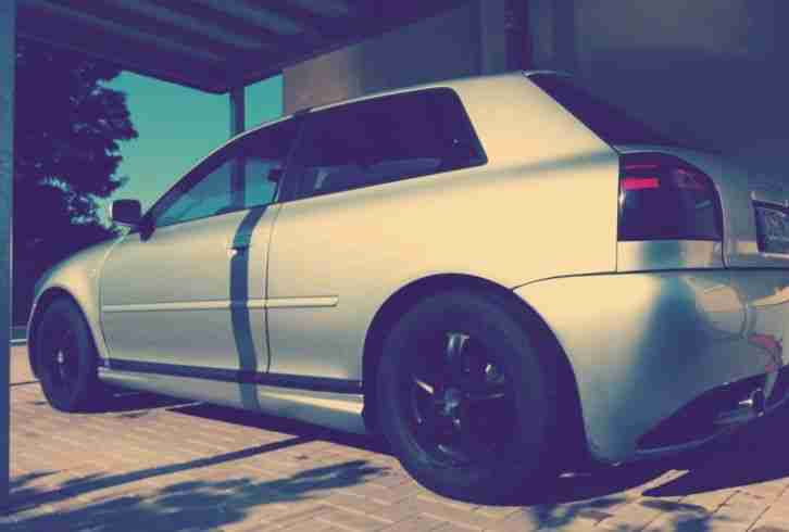 Audi A3 1.8l 125 PS Top Tuning