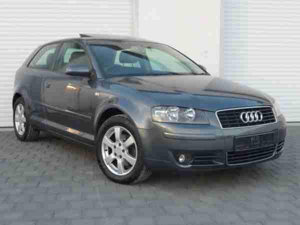 Audi A3 1.9 TDI Attraction 1 Hand Klimaaut.GSHD
