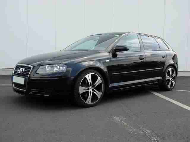Audi A3 1.9 TDI Sportback DPF Attraction LMF 18