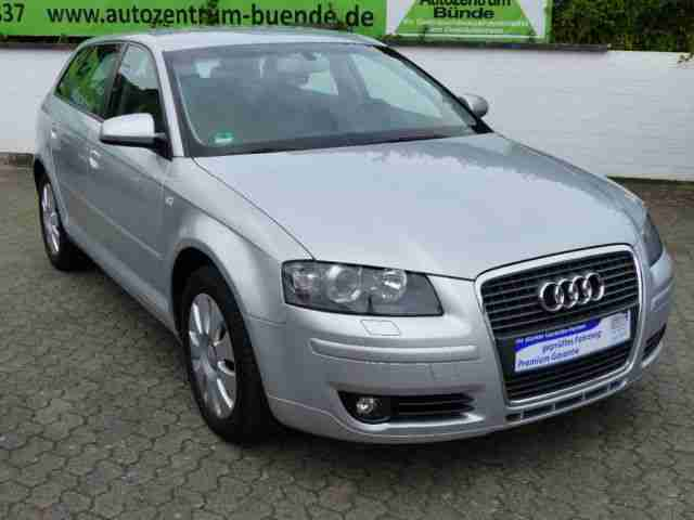 Audi A3 2.0 FSI Sportback tiptronic Attraction Xenon