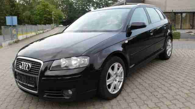 A3 2.0 TDI Sportback DPF 1.Hand Standheizung