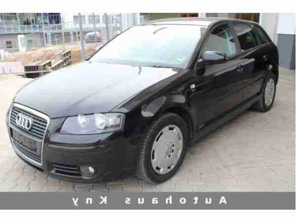 A3 2.0 TDI Sportback DPF Attraction Klima
