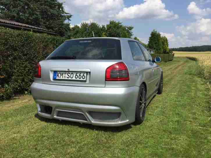 Audi A3 8l 1 6 Nur Km Rieger Tuning Tolle