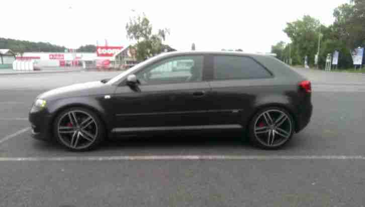 Audi A3 8p S Line S3 Optik Abt Stufe 2 2 0 Tdi Tolle