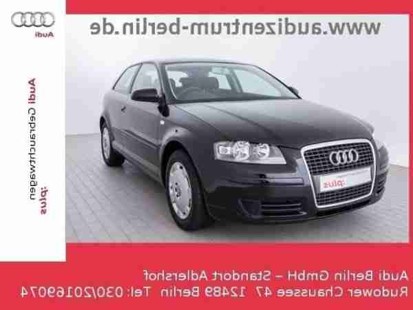 Audi A3 Attraction 1.6 5 Gang KLIMA